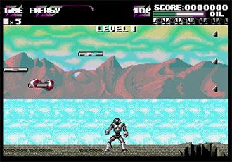 Pantallazo del juego online Bio Challenge (Atari ST)
