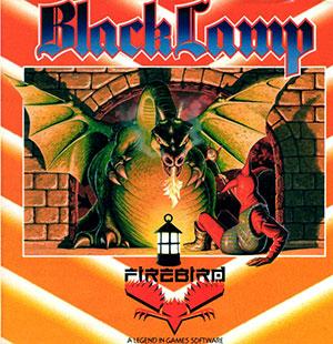 Carátula del juego Black Lamp (Atari ST)