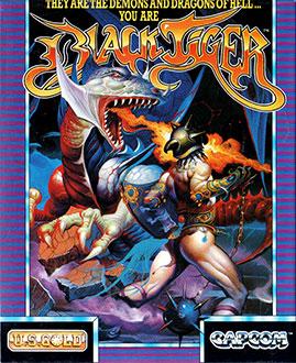 Juego online Black Tiger (Atari ST)