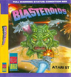 Juego online Blasteroids (Atari ST)