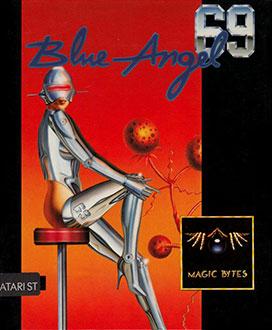 Juego online Blue Angel 69 (Atari ST)