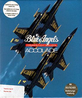 Juego online Blue Angels (Atari ST)