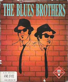 Juego online The Blues Brothers (Atari ST)