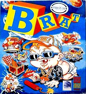 Juego online Brat (Atari ST)
