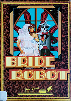 Juego online Bride of the Robot (Atari ST)