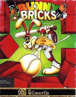 Juego online Bunny Bricks (Atari ST)