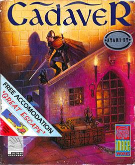 Juego online Cadaver (Atari ST)