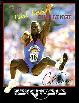 Juego online The Carl Lewis Challenge (Atari ST)