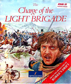 Portada de la descarga de The Charge of the Light Brigade