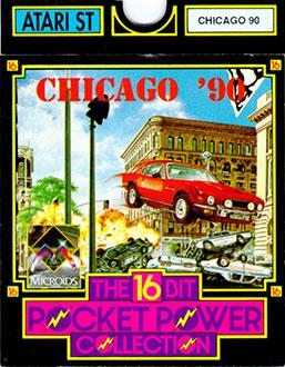 Juego online Chicago 90 (Atari ST)