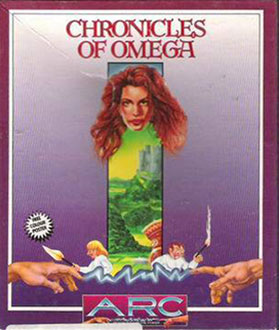 Portada de la descarga de The Chronicles of Omega