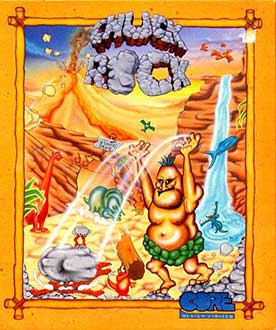 Juego online Chuck Rock (Atari ST)