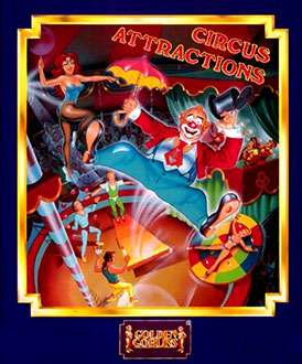 Juego online Circus Attractions (Atari ST)
