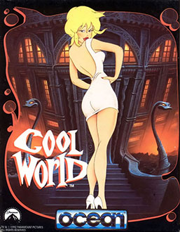 Portada de la descarga de Cool World