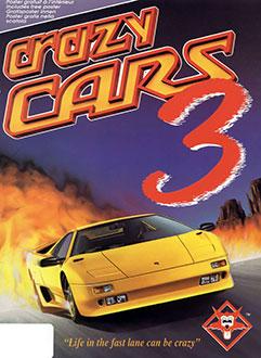Juego online Crazy Cars 3 (Atari ST)