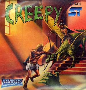 Juego online Creepy (Atari ST)