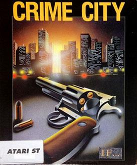 Juego online Crime City (Atari ST)