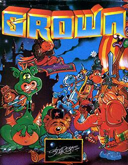 Juego online Crown (Atari ST)