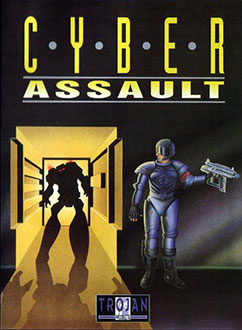 Portada de la descarga de Cyber Assault