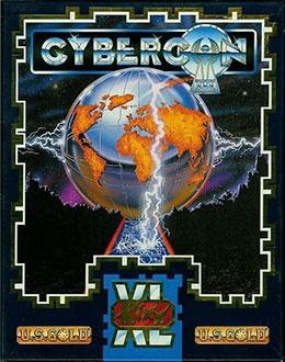 Portada de la descarga de Cybercon III