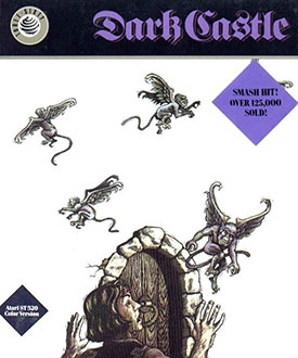 Juego online Dark Castle (Atari ST)