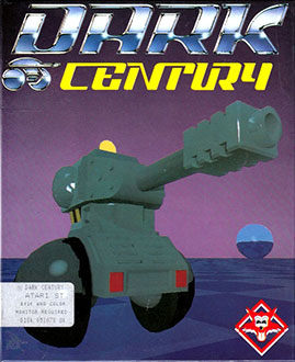 Juego online Dark Century (Atari ST)