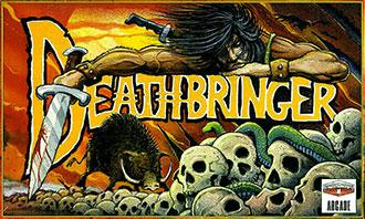 Juego online Deathbringer (Atari ST)