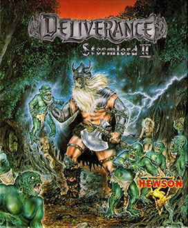 Portada de la descarga de Deliverance: Stormlord II