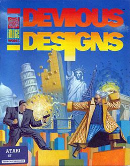 Juego online Devious Designs (Atari ST)