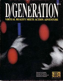 Portada de la descarga de DGeneration
