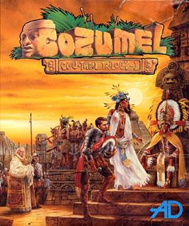 Juego online La Diosa de Cozumel (Atari ST)