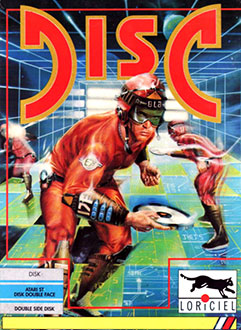 Juego online Disc (Atari ST)