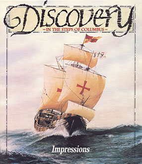 Juego online Discovery: In the Steps of Columbus (Atari ST)