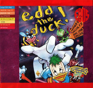Juego online Edd the Duck! (Atari ST)