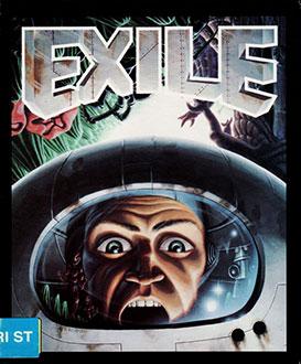 Portada de la descarga de Exile