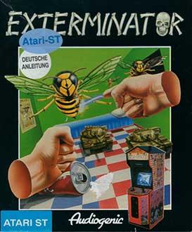 Portada de la descarga de Exterminator