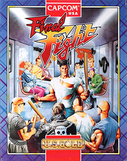 Juego online Final Fight (Atari ST)