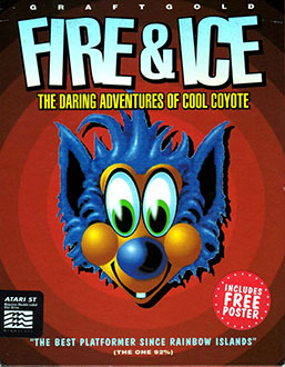 Juego online Fire & Ice (Atari ST)