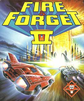 Portada de la descarga de Fire & Forget II: The Death Convoy
