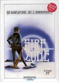 Juego online Firezone (Atari ST)