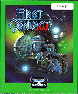 Juego online First Contact (Atari ST)