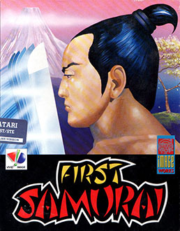Portada de la descarga de The First Samurai