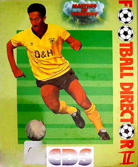 Juego online Football Director II (Atari ST)