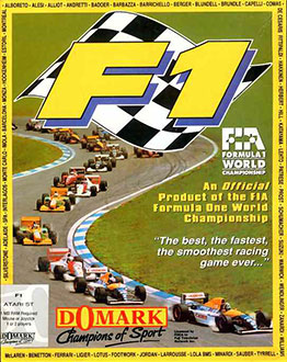 Portada de la descarga de Formula One World Championship