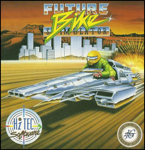 Juego online Future Bike Simulator (Atari ST)