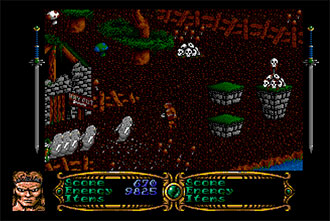 Imagen de la descarga de Gauntlet III: The Final Quest