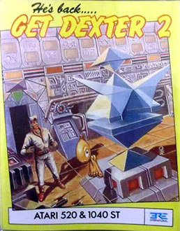 Portada de la descarga de Get Dexter 2: The Angel Crystal