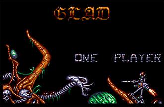 Carátula del juego Glad Killing Impact (Atari ST)