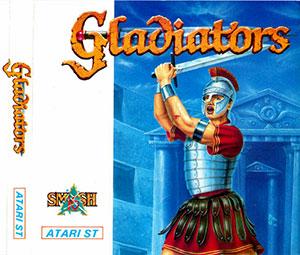 Juego online Gladiators (Atari ST)