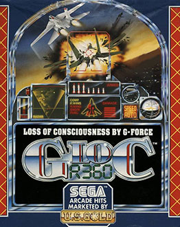 Juego online G-LOC R360 (Atari ST)